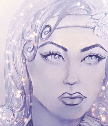 Perle femme féerique