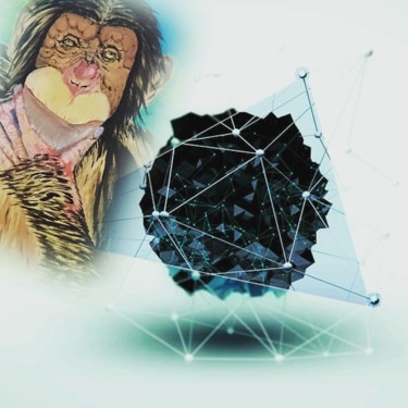 le singe penseur