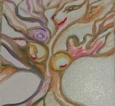 illlusion corps d'arbre