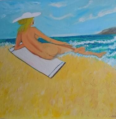 le nue de plage